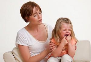 Кисты зубов у детей