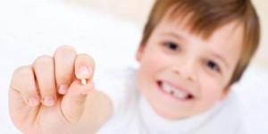 Молочные зубы у взрослых?